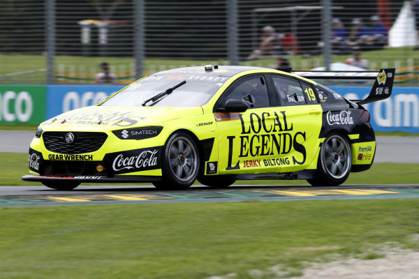 Alex Davison, Team Sydney Holden