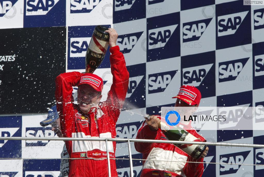 2002 United States Grand Prix.