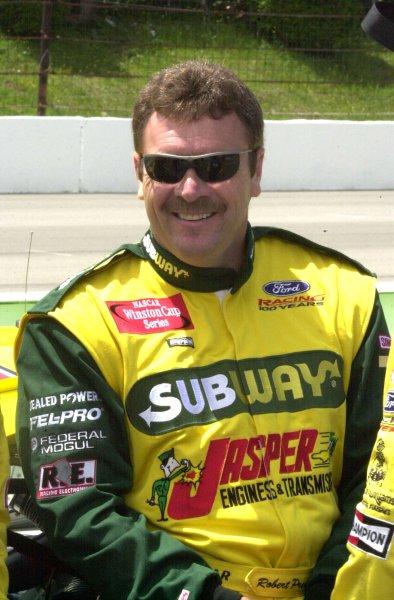 2001 NASCAR Pocono June 17 2001 USARobert Pressley-Robert LeSieur 2001LAT Photographic
