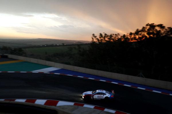 #36 Walkenhorst Motorsport BMW M6 GT3: Michael Von Rooyen, Gennaro Bonafede, Henry Walkenhorst.