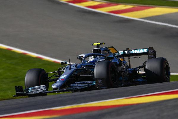 Valtteri Bottas, Mercedes AMG W10