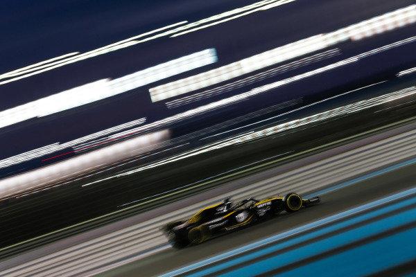 Artem Markelov, Renault Sport F1 Team R.S. 18.