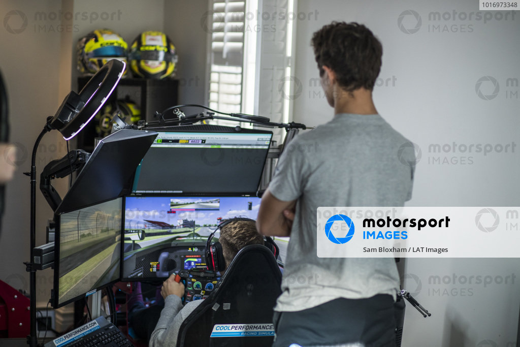 At home with Lando Norris Photo | Motorsport Images