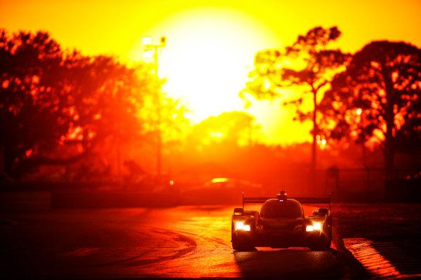 2017 IMSA WeatherTech SportsCar Championship Mobil 1 Twelve Hours of Sebring Sebring International Raceway, Sebring, FL USA Saturday 18 March 2017 10, Cadillac DPi, P, Ricky Taylor, Jordan Taylor, Alexander Lynn World Copyright: Michael L. Levitt/LAT Images ref: Digital Image levitt_seb_0317-30246