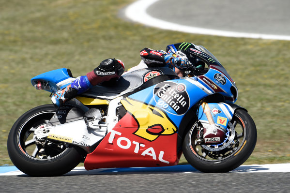 2017 MotoGP Championship - Round 4 Jerez, Spain Sunday 7 May 2017 Alex Marquez, Marc VDS World Copyright: Gold & Goose Photography/LAT Images ref: Digital Image 16186