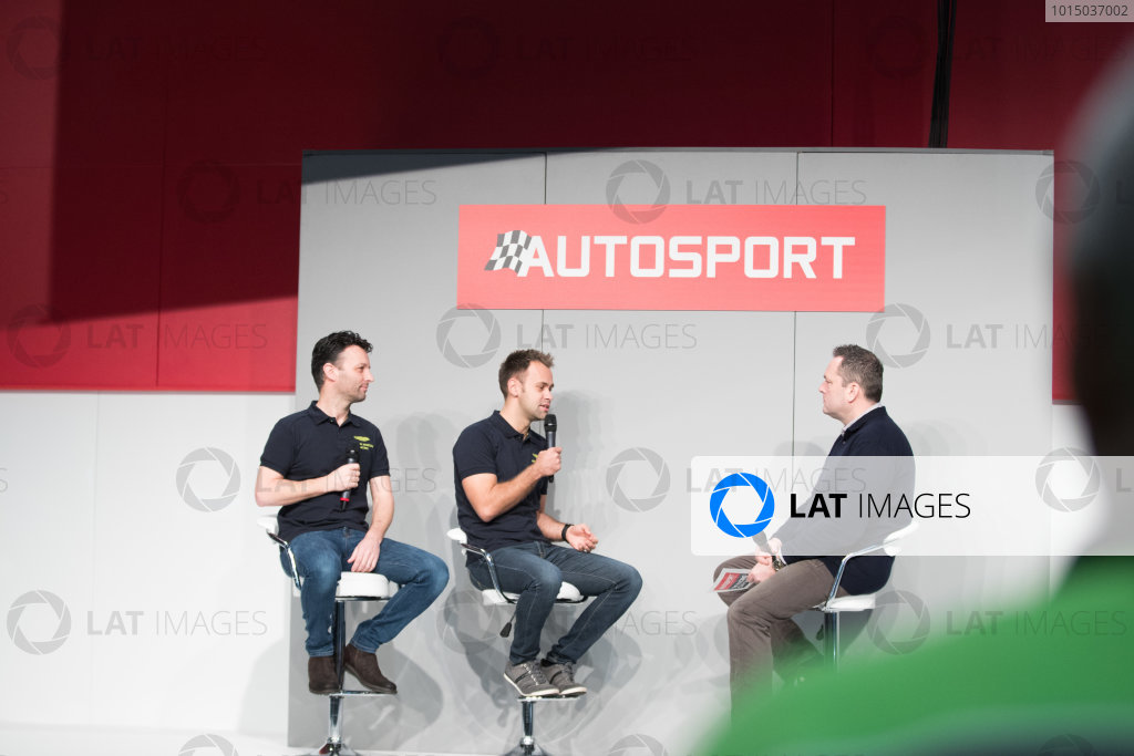 Autosport International Exhibition. National Exhibition Centre, Birmingham, UK. 