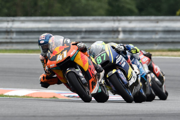 2017 Moto2 Championship - Round 10 Brno, Czech Republic Sunday 6 August 2017 Brad Binder, Red Bull KTM Ajo World Copyright: Gold and Goose / LAT Images ref: Digital Image 50864