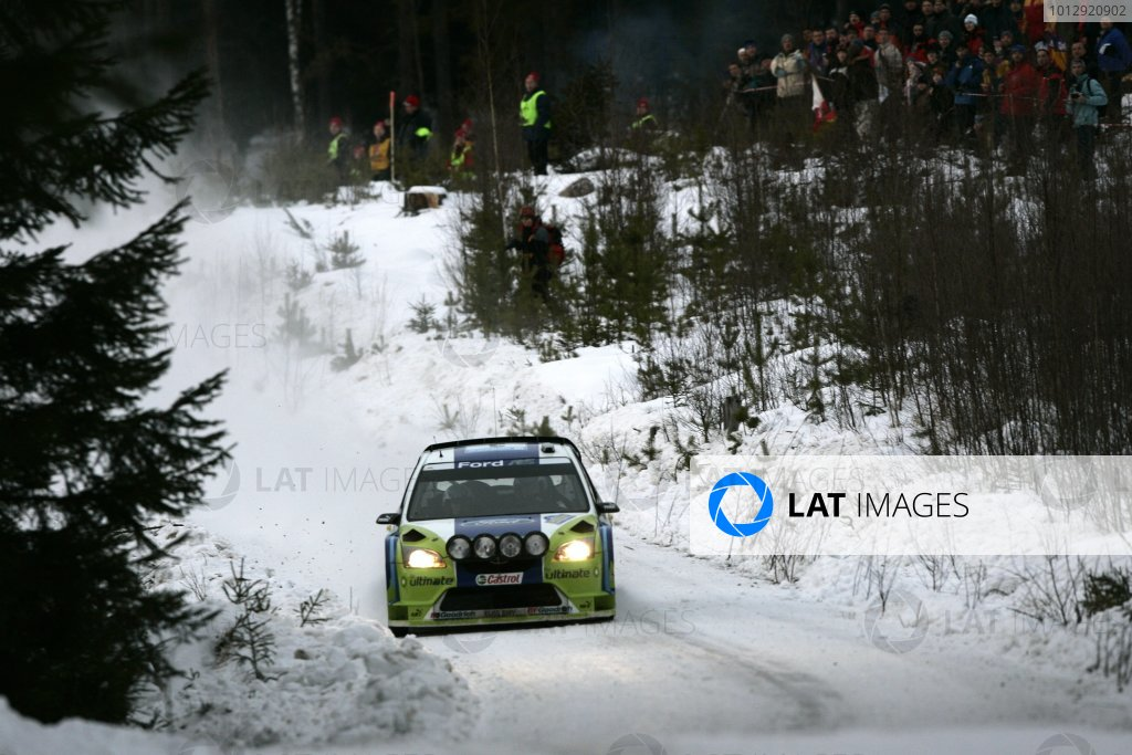 2006 FIA World Rally Champs. Round two