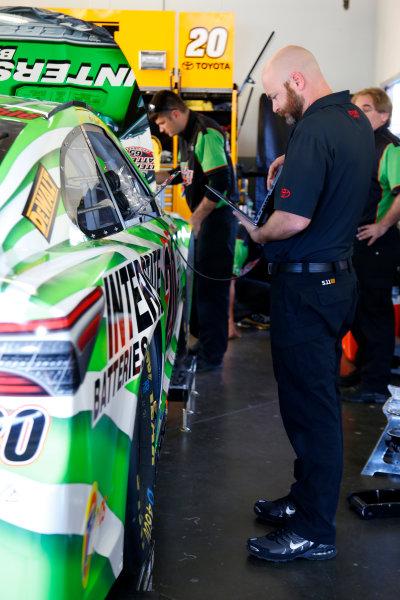 2017 NASCAR Cup - Clash at Daytona Daytona International Speedway, Daytona Beach, FL USA Friday 17 February 2017  World Copyright: Lesley Ann Miller/LAT Images ref: Digital Image _LAM0081
