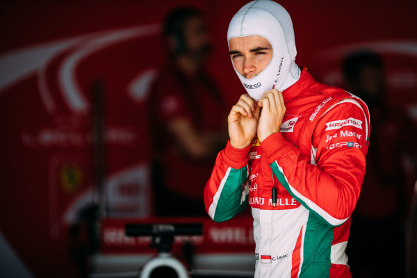 Bahrain International Circuit, Sakhir, Bahrain. Wednesday 29 March 2017 Charles Leclerc (MON) PREMA Racing Photo: Malcolm Griffiths/FIA Formpula 2 ref: Digital Image MALC4409 2