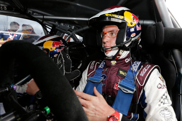 2013 World Rally Championship Rally Portugal 11th - 14th April 2013 Thierry Neuville, Ford, portrait Worldwide Copyright: McKlein/LAT