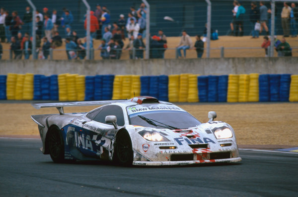 1997 Le Mans 24 Hours.