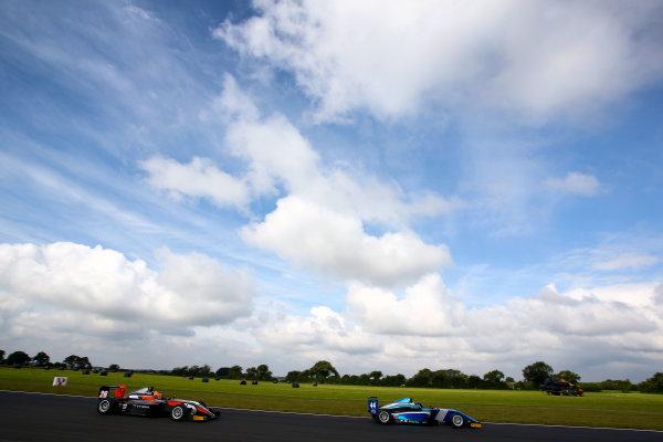 2016 BRDC F3 Championship, Snetterton, Norfolk. 6th - 7th August 2016. Eugene Denyssen (RSA) Sean Walkinshaw Racing BRDC F3. World Copyright: Ebrey / LAT Photographic.