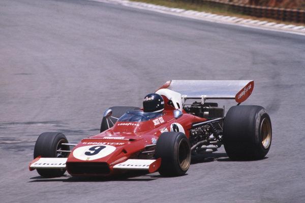 1973 Brazilian Grand Prix.  Interlagos, Sao Paulo, Brazil. 9-11th February 1973.  Jacky Ickx, Ferrari 312B2.  Ref: 73BRA03. World copyright: LAT Photographic