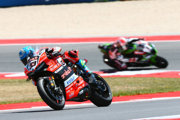 2017 Superbike World Championship - Round 7 Misano, Italy. Sunday 18 June 2017 #WSBK-R-500-9250 1.20.17 AM.jpg# World Copyright: Gold and Goose Photography/LAT Images ref: Digital Image WSBK-R-500-9250 1.20.17 AM