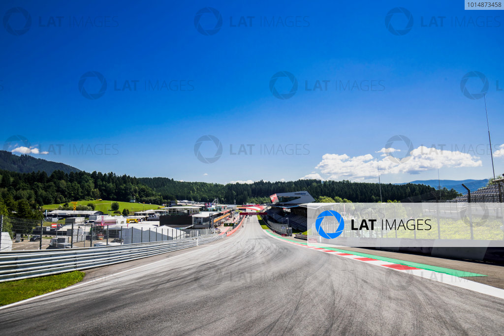 2017 GP3 Series Round 2.  Red Bull Ring, Spielberg, Austria. Thursday 6 July 2017.  Photo: Zak Mauger/GP3 Series Media Service. ref: Digital Image _56I0016