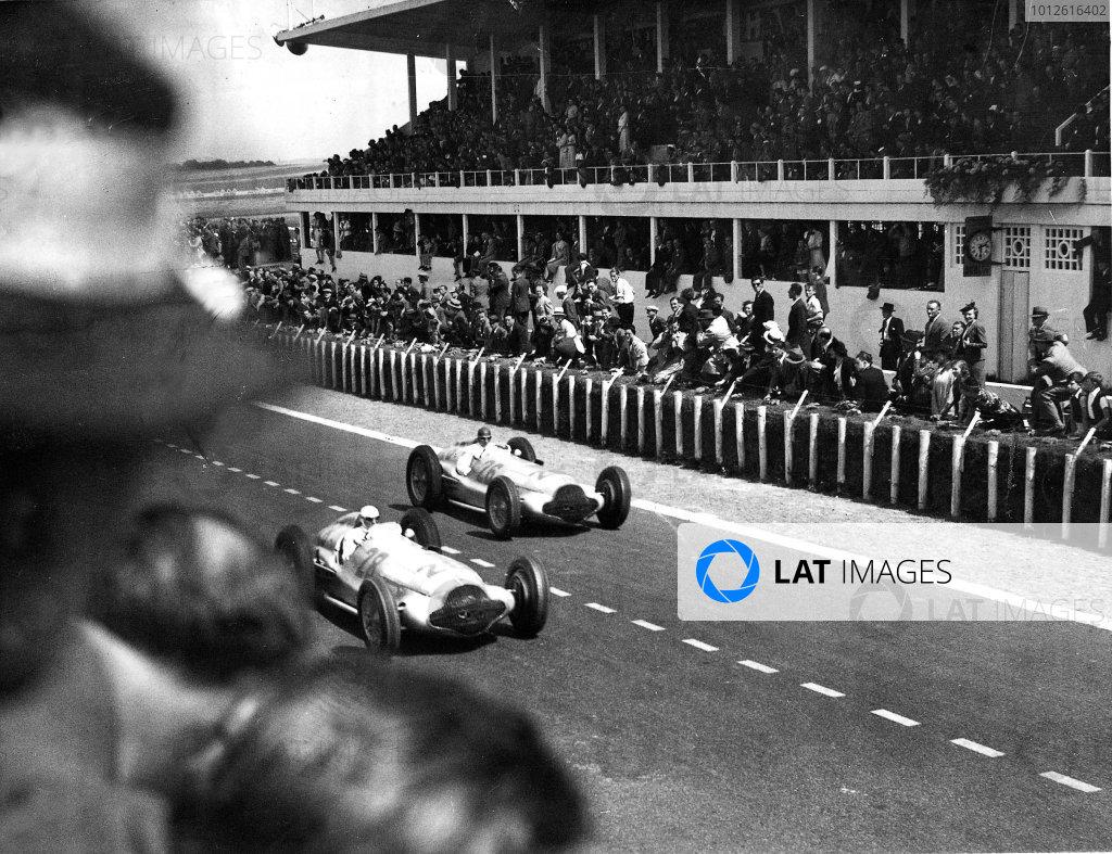 1938 French Grand Prix.