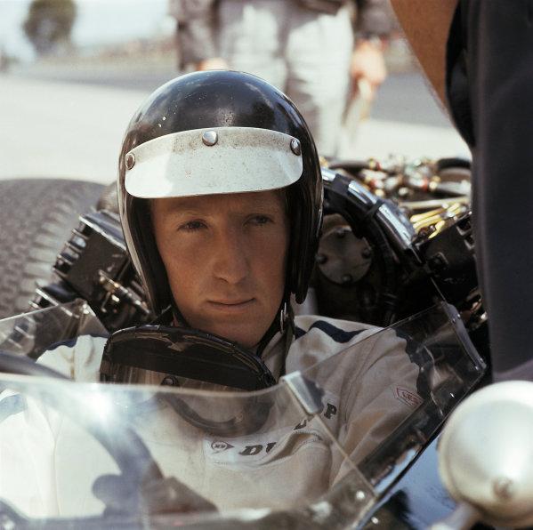 Jochen Rindt - PortraitWorld Copyright: LAT Photographic