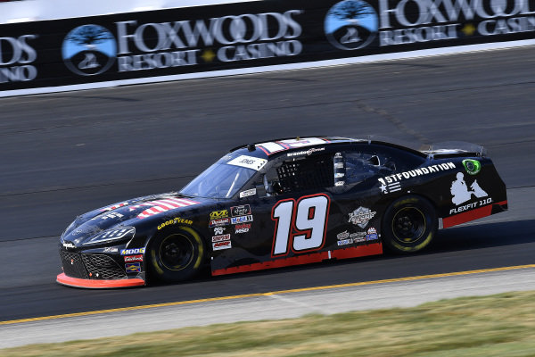 #19: Brandon Jones, Joe Gibbs Racing, Toyota Supra First Foundation
