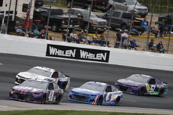 #48: Alex Bowman, Hendrick Motorsports, Chevrolet Camaro Ally, #5: Kyle Larson, Hendrick Motorsports, Chevrolet Camaro HendrickCars.com
