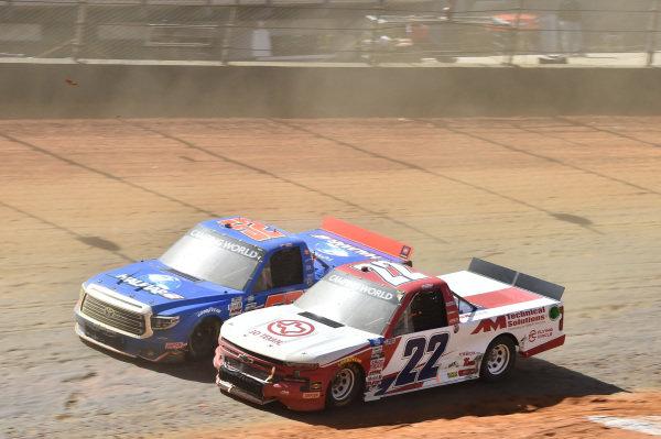 #22: Austin Wayne Self, AM Racing, Chevrolet Silverado GOTEXAN/AM