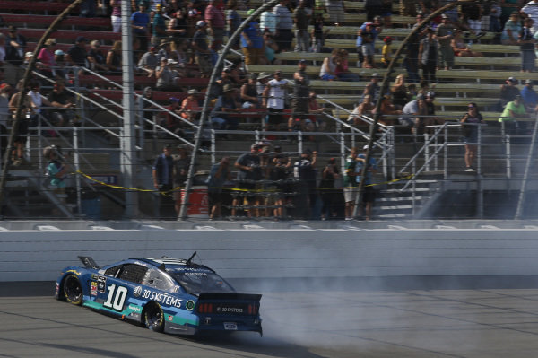 #10: Aric Almirola, Stewart-Haas Racing, Ford Mustang 3D Systems