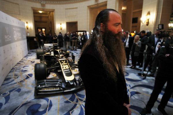 William Storey, CEO Rich Energy
