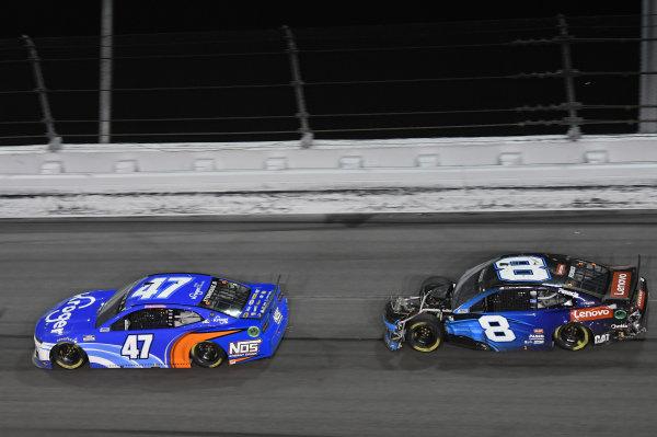 #47: Ricky Stenhouse Jr., JTG Daugherty Racing, Chevrolet Camaro Kroger/NOS Energy Drink, #8: Tyler Reddick, Richard Childress Racing, Chevrolet Camaro