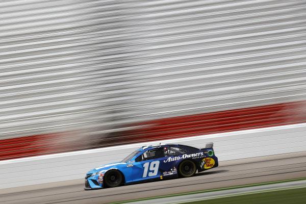 Martin Truex Jr., Joe Gibbs Racing Toyota Auto Owners Insurance, Copyright: Chris Graythen/Getty Images.
