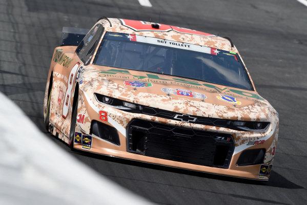 Tyler Reddick, Richard Childress Racing Chevrolet Alsco Uniforms, Copyright: Jared C. Tilton/Getty Images.