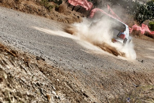 Sebastien Ogier (FRA) / Julien Ingrassia (FRA), Volkswagen Polo R WRC at World Rally Championship, Rd3, Rally Mexico, Day Three, Leon, Mexico, 8 March 2015.