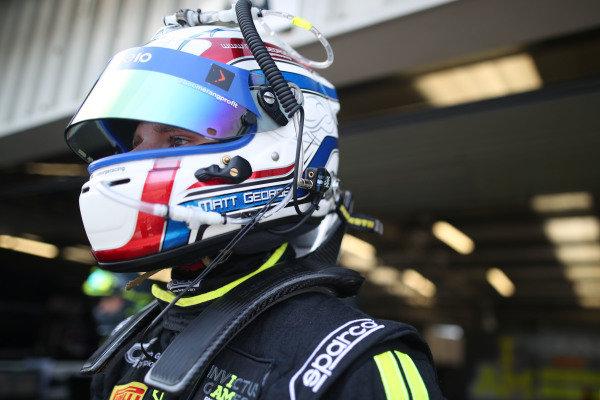 Matthew George Invictus Games Racing Jaguar F-TYPE SVR GT4 / Generation AMR SuperRacing Aston Martin AMR Vantage GT4