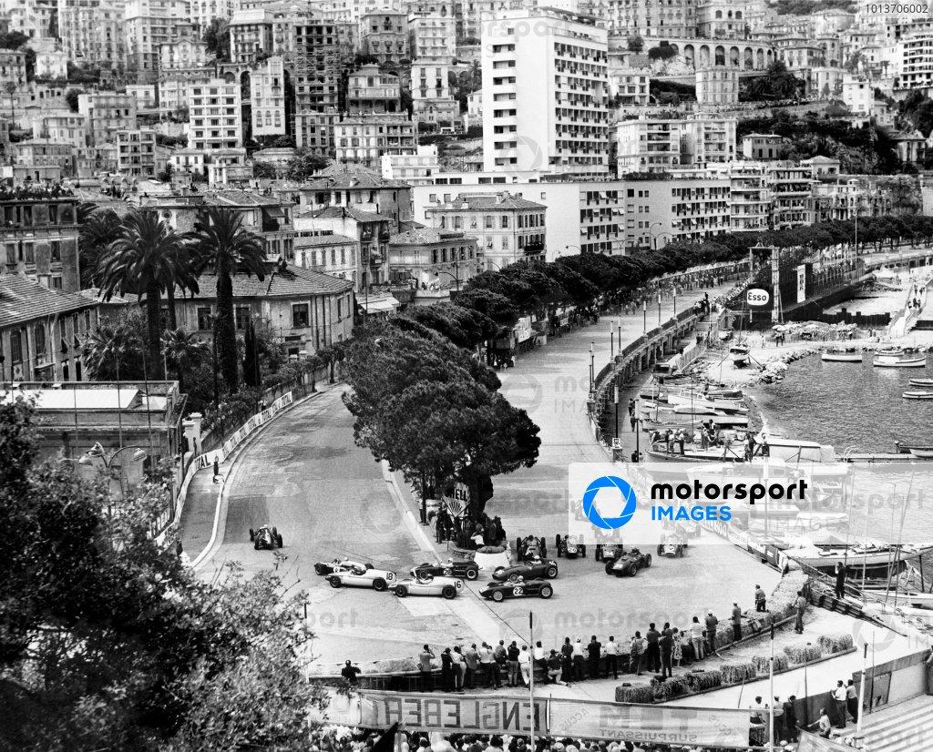 1960 Monaco Grand Prix.