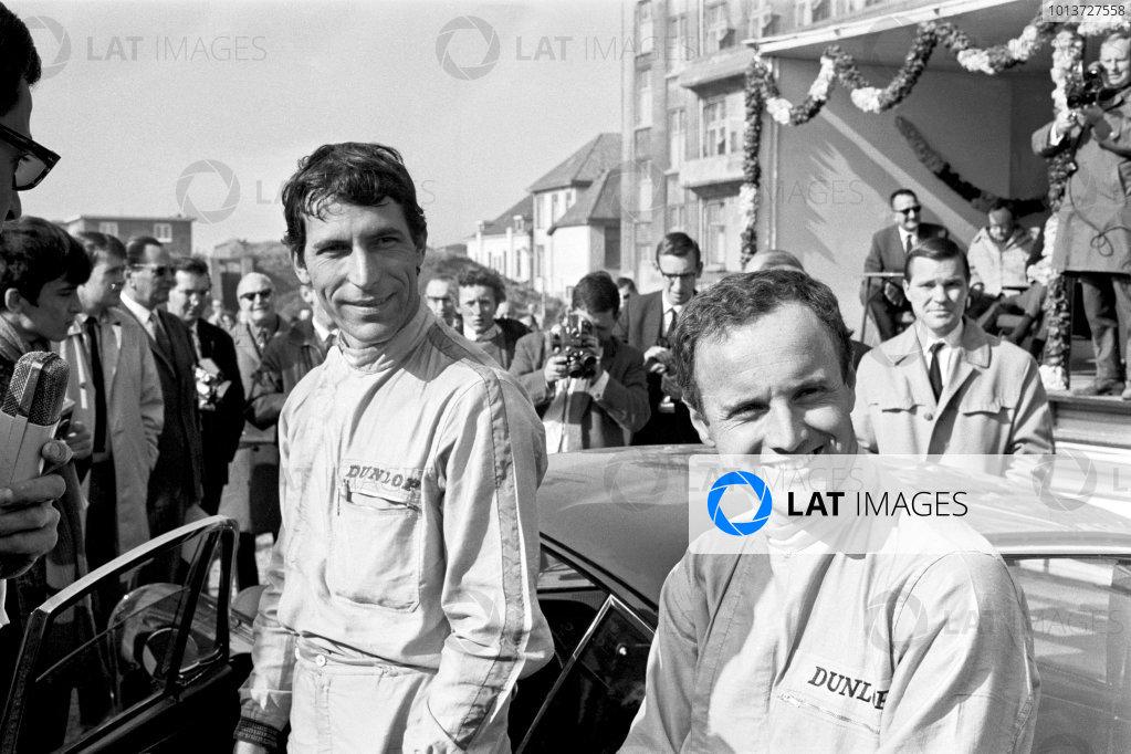 1967 Tulip Rally.