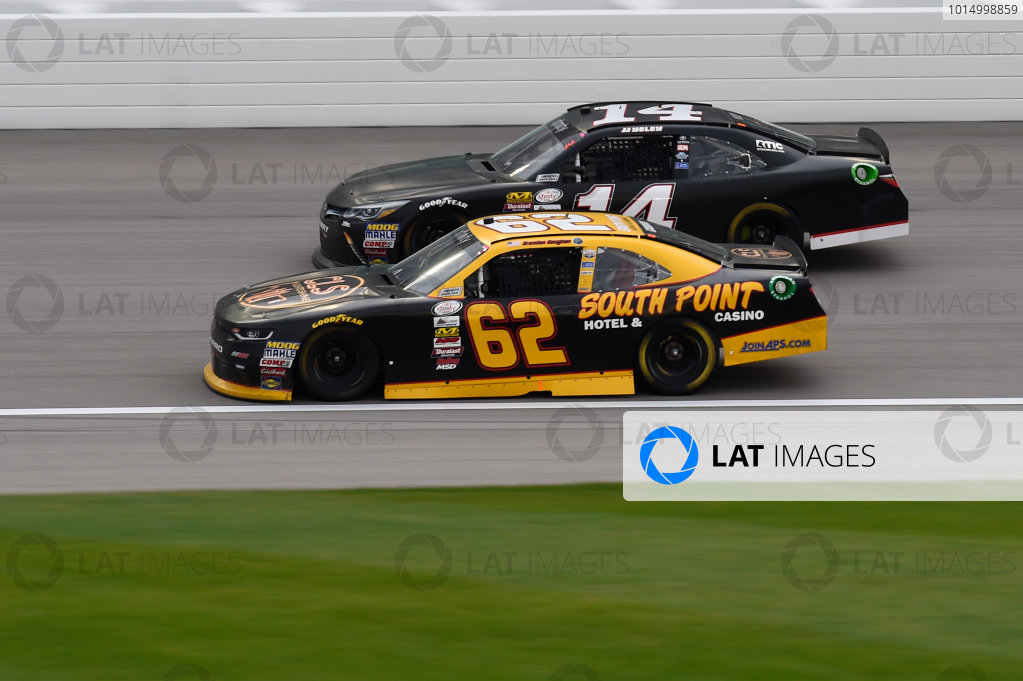Round 30 - Kansas Motor Speedway, Kansas City