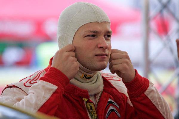 Round 8Rally Poland 200925th - 28th June 2009Evgeny Novikov, Citroen, WRC, PortraitWorldwide Copyright: McKlein/LAT