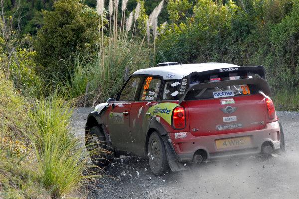 Round 7, Rally New Zealand, 21st-24th June 2012Daniel Sordo, Mini, action