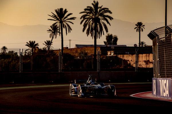 2016/2017 FIA Formula E Championship. Marrakesh ePrix, Circuit International Automobile Moulay El Hassan, Marrakesh, Morocco. Saturday 12 November 2016. Stephane Sarrazin (FRA), Venturi, Spark-Venturi, Venturi VM200-FE-02.  Photo: Zak Mauger/LAT/Formula E ref: Digital Image _X0W5285