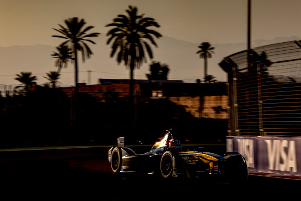 2016/2017 FIA Formula E Championship. Marrakesh ePrix, Circuit International Automobile Moulay El Hassan, Marrakesh, Morocco. Saturday 12 November 2016. Jean-Eric Vergne (FRA), Techeetah, Spark-Renault, Renault Z.E 16.  Photo: Zak Mauger/LAT/Formula E ref: Digital Image _X0W5411