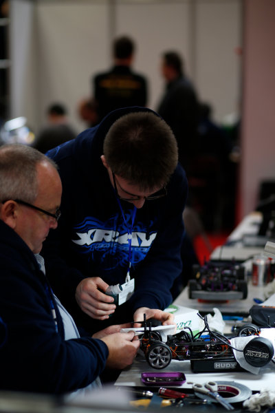 Autosport International Show NEC, Birmingham.  Sunday 12 January 2014. Festival Hall World Copyright:Sam Bloxham/LAT Photographic ref: Digital Image _SBL2696