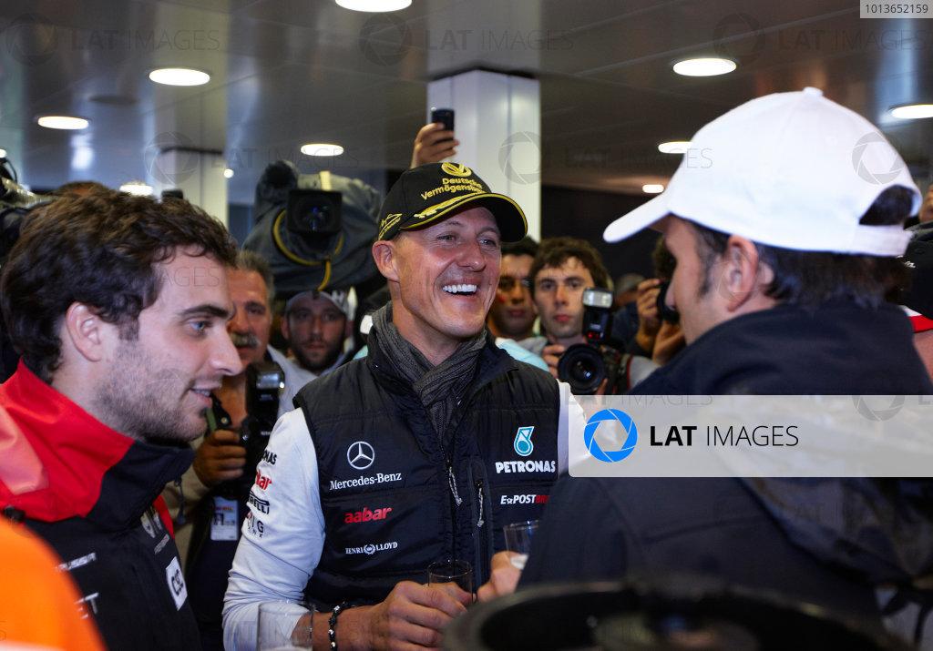 2011 Belgian Grand Prix - Saturday
