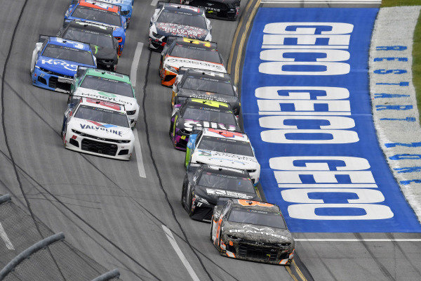 #8: Tyler Reddick, Richard Childress Racing, Chevrolet Realtree