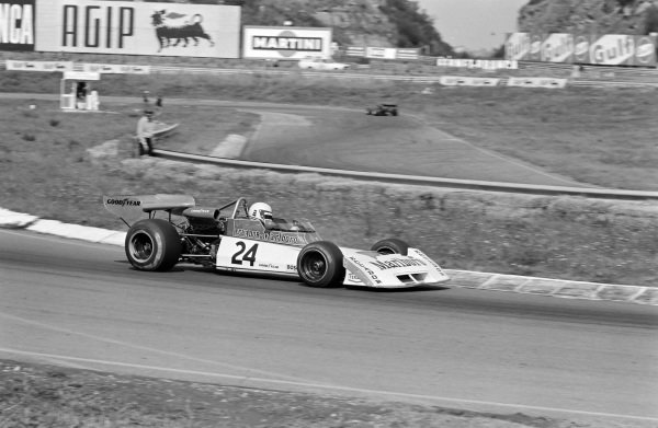 Tim Schenken, Surtees TS15A BMW.