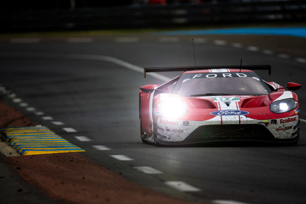 #67 Ford Chip Ganassi Racing, Ford GT: Andy Priaulx, Harry Tincknell, Jonathan Bomarito