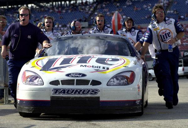 2000 Daytona 500, February 20, 2000, Daytona, FL, USARusty Wallace2000 Daytona NASCAR-2000, Michael L. Levitt, USALAT PHOTOGRAPHIC