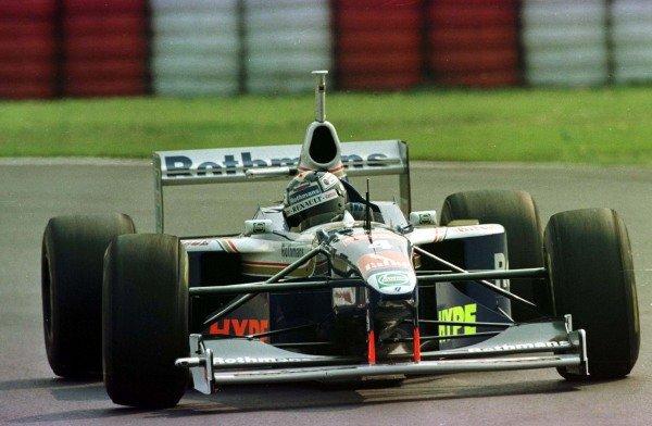 1997 Canadian Grand Prix.Montreal, Quebec, Canada.13-15 June 1997.Heinz-Harald Frentzen (Williams FW19 Renault) 4th position.World Copyright - LAT Photographic