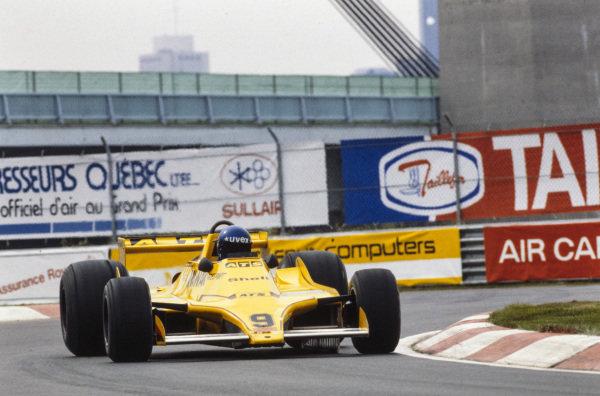 Formula 1 Photos, Circuit Gilles-Villeneuve (1979)