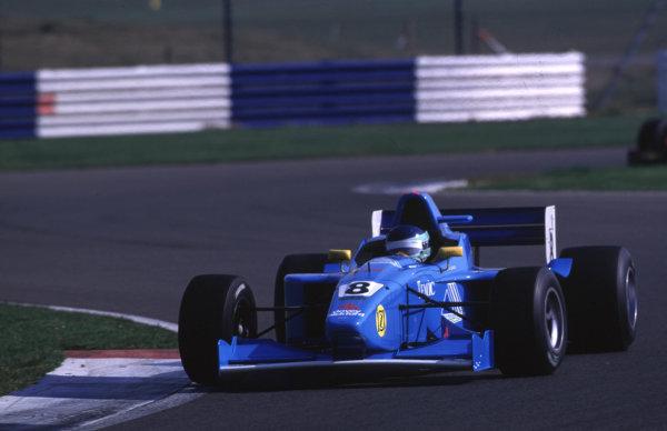 Silverstone, England. 22-23/3/2000. Fabrice Walfisch, Team Astromega. World - LAT Photographic