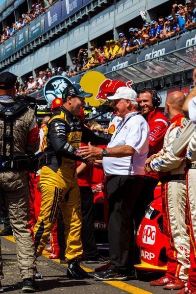 Craig Lowndes, Triple Eight Race Engineering Holden, Dick Johnson, DJR Team Penske Ford