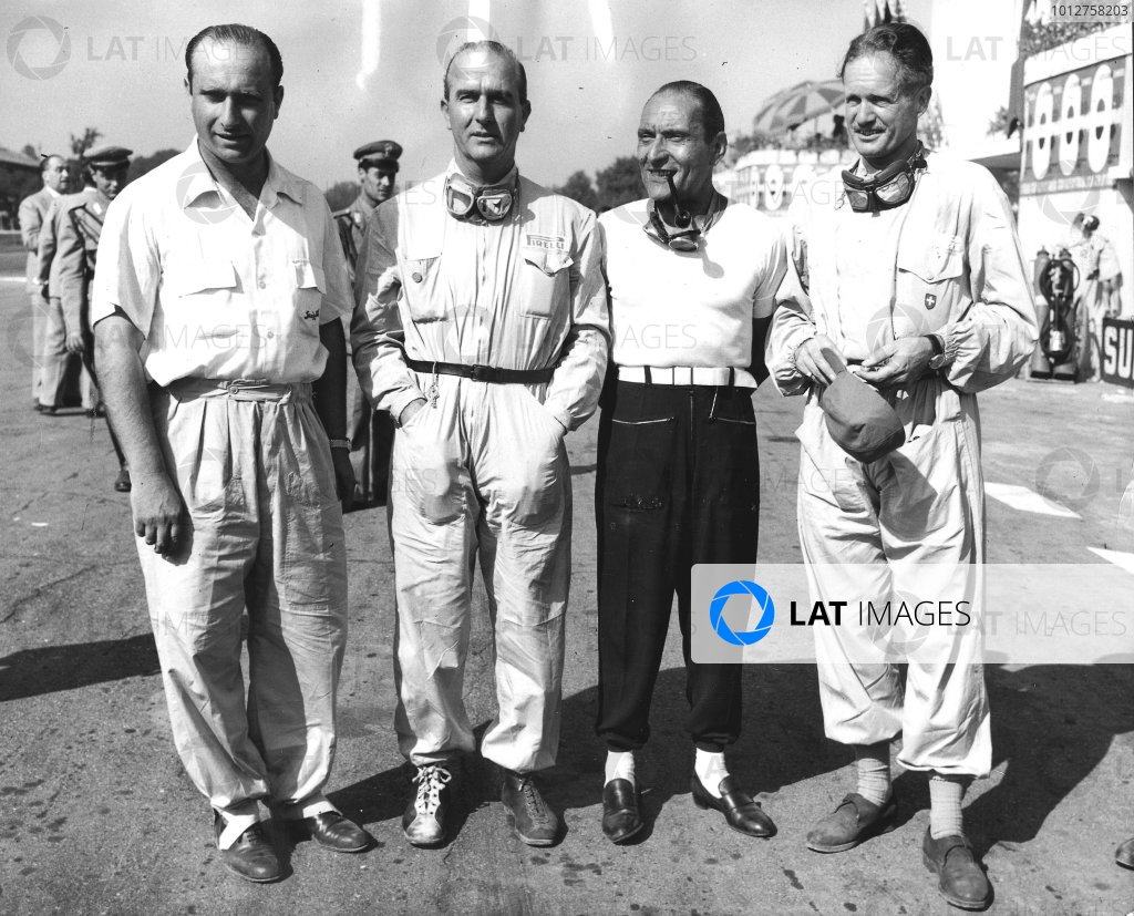 1950 Italian Grand Prix.
